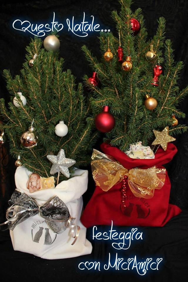 Festeggia il Natale... con l'albero di MiciAmici